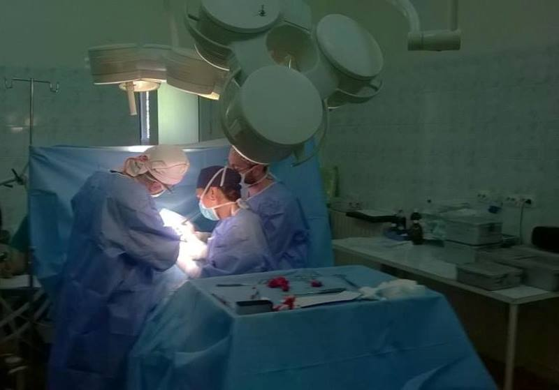 Alina-Calin-operatie
